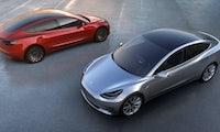 Tesla bereitet Produktion des Model 3 vor