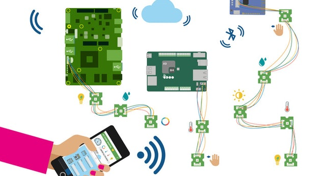 Pfeilschnell und Arduino-101-kompatibel: Dieses Entwicklerboard ist 10-mal schneller als ein Raspberry Pi 3