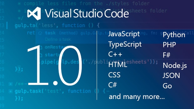 Visual Studio Code 1.0 ist da: Das kann Microsofts quelloffener Editor