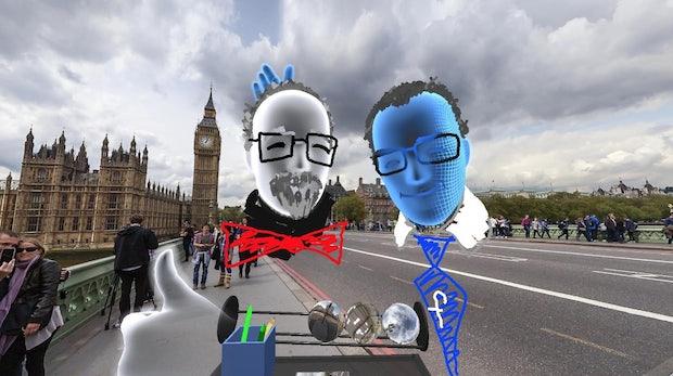 Alles was du über den 2. Tag der F8 wissen musst: Facebook-CTO überraschte bei Keynote mit VR-Selfie