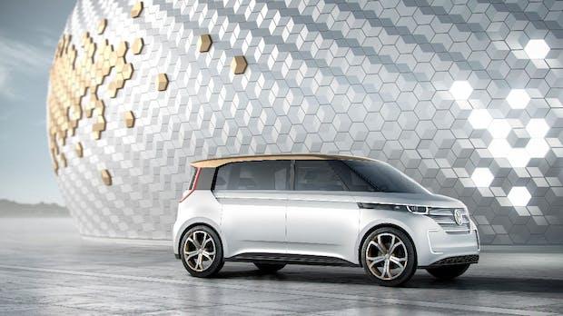 Zweiter neuer Stromer von VW: Ein Microbus auf MEB-Basis