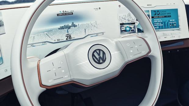 600 km Reichweite: VW-Elektroauto soll Tesla Model S überholen