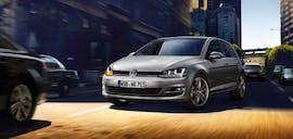 VW e-Golf. (Foto: VW)