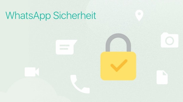 WhatsApp weiß trotz Ende-zu-Ende-Verschlüsselung immer noch mit wem ihr chattet