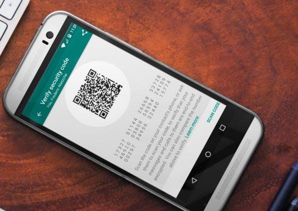 WhatsApp ist jetzt vollständig mit dem Open-Source-Protokoll von Open-Whisper-Systems ausgestattet. (Foto: Whisper Systems)