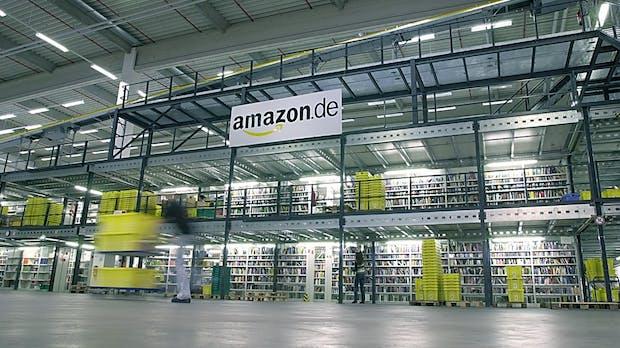 Pünktlich zum Black Friday: Verdi ruft mal wieder Amazon-Mitarbeiter zum Streik auf