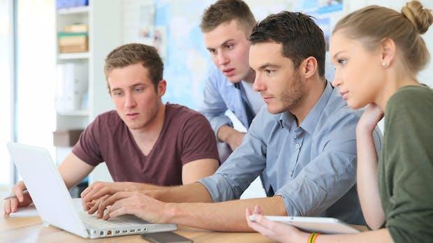 DGB-Studie: Azubis oft nur wenig auf Digitalisierung vorbereitet