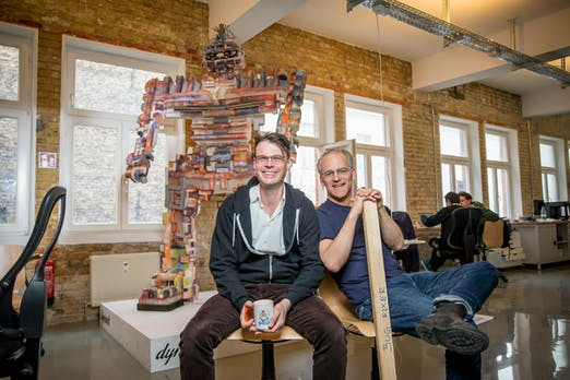 Deutscher Großkonzern kauft Berliner Startup Relayr für 300 Millionen Dollar