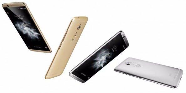 Das ZTE Axon 7 ist angeblich das erste Smartphone das Daydream-ready ist. (Bild: ZTE)
