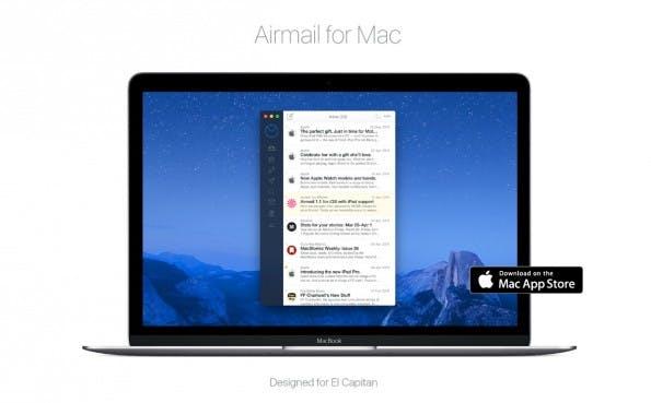Airmail 3.0 für den Mac: Schicker E-Mail-Client mit zahlreichen Neuerungen. (Bild: Bloop)