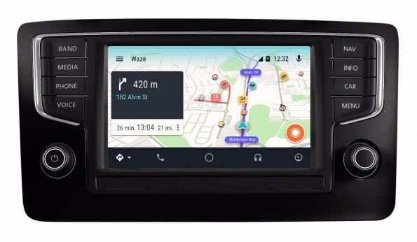 Android Auto bekommt mit dem Update auf Android N weitere Funktionen. (Bild: Google)