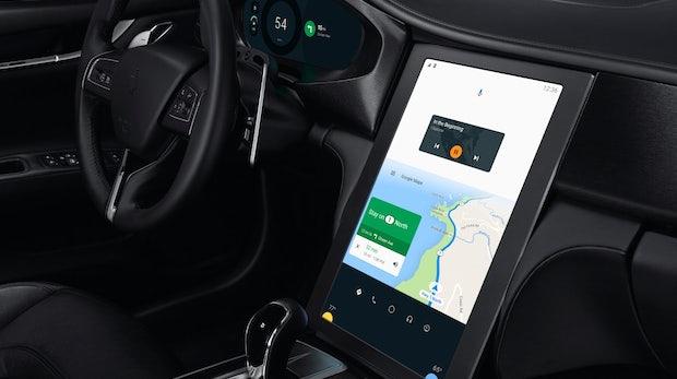 Neue Ära für Infotainment-Systeme: Google bringt Android und Google Maps in Millionen Fahrzeuge