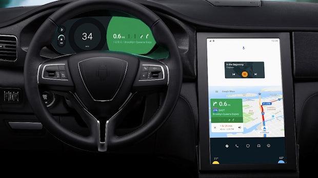 Android Auto für alle: Googles Autoplattform kommt aufs Smartphone