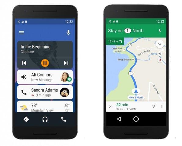 Android Auto kann bald in jedem Fahrzeug genutzt werden. (Bild: Google)