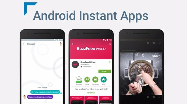 "Superschnelle Smartphone-Apps: Was hinter Googles ""Android Instant Apps"" steckt"