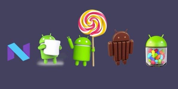 Android Instant Apps unterstützt auch ältere Android-Versionen. (Bild: Google)