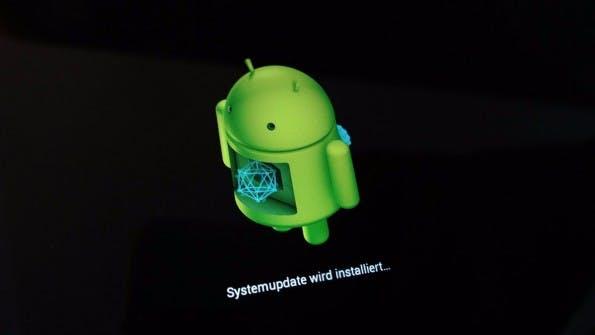 Android N macht Schluss mit dem Android-Update-Bot. (Foto: t3n)