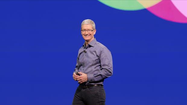 Apple bald eine Billion Dollar wert? Aktie nach starken Quartalszahlen auf Allzeithoch