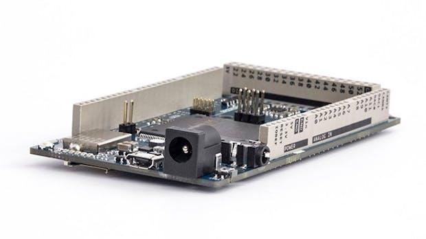 Einfacher Arduino-Einstieg: Neues Board kommt mit WLAN, Audio- und Display-Anschluss