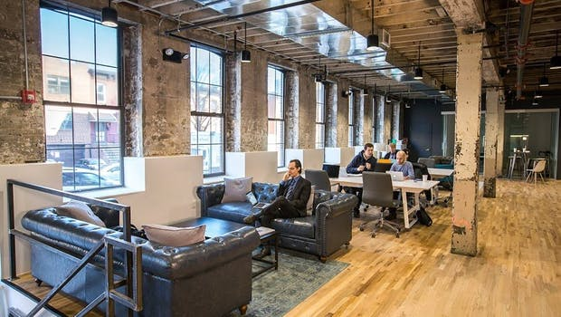Coworkrs in New York. (Bild: Coworks)