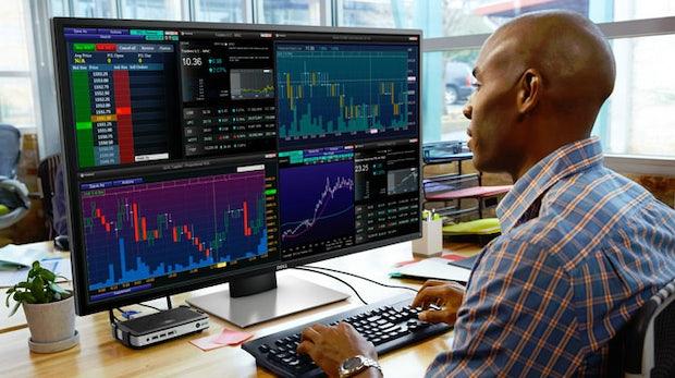 4 Displays in einem: Das ist Dells 43 Zoll großer Monster-Monitor