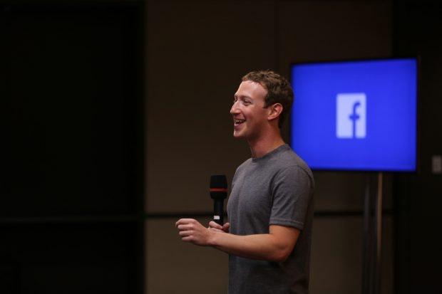 Mark Zuckerberg glaubt nicht an die Existenz einer Facebook-Filterblase. (Foto: dpa)