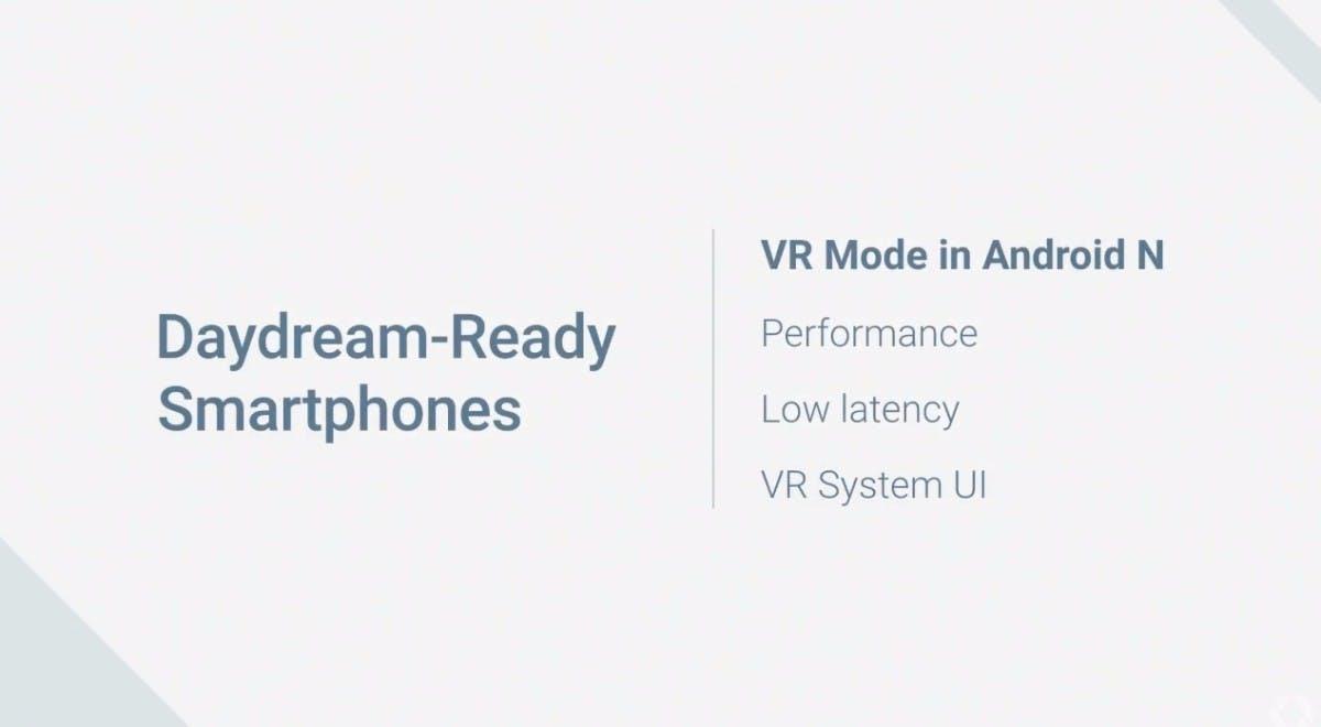 Google Daydream hat spezielle Anforderungen an Smartphones und die Software.  (Bild: Google)