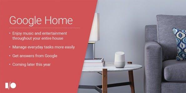 Das kann Google Home. (Bild: Google)