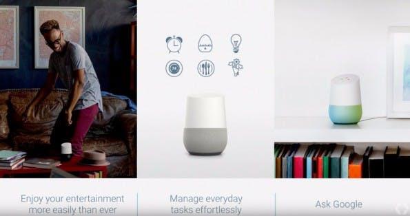 Google Home will euch dabei helfen, euren Tag zu organisieren. (Bild Google)
