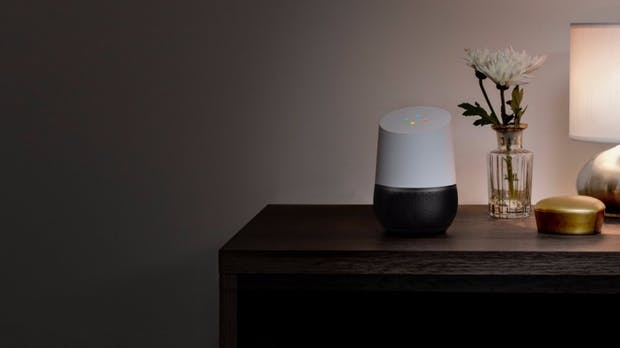 Google Home: Googles Antwort auf Amazons Alexa ist offiziell