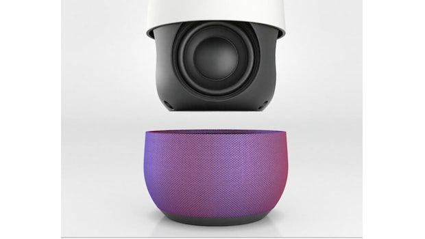 """Google home hat einen """"dicken""""  Speaker unter der Haube.  (Bild: Google)"""