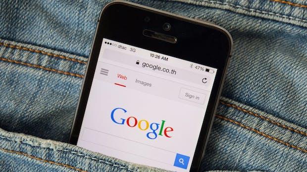 SEO: Nur 50 Prozent der Suchanfragen bei Google landet bei externen Websites