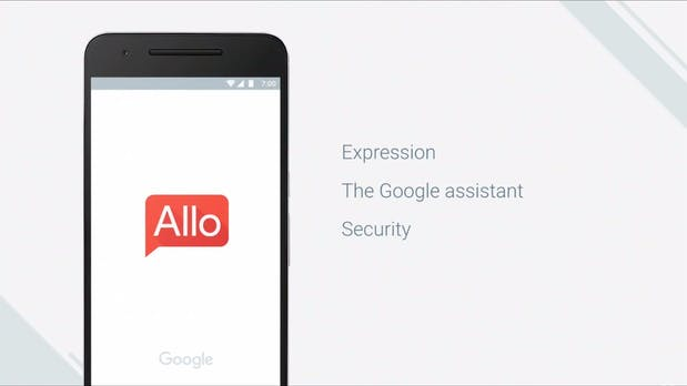Google Allo und Duo: Intelligenter Messenger und Facetime-Konkurrent vorgestellt