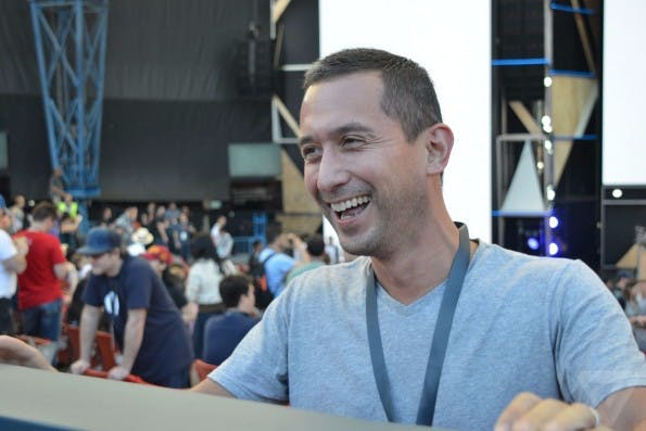 Android- und Chrome-OS-Chef Hiroshi Lockheimer sieht Android-Updates als Herausforderung. (Foto: The Verge)