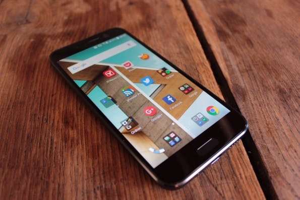 Die neuen Nexus-Modelle könnten auf dem HTC 10 basieren. (Foto: t3n)