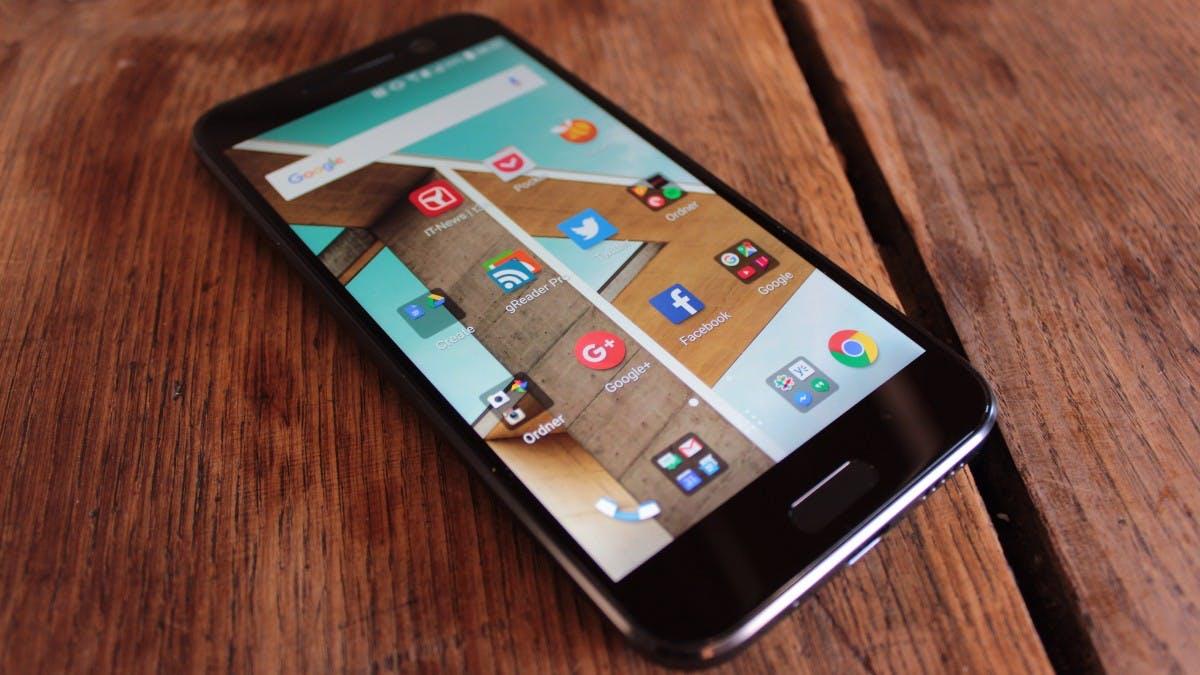 HTC 10 im Test: Warum nicht gleich so!