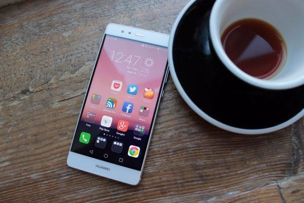 Das Huawei P9. (Foto: t3n)