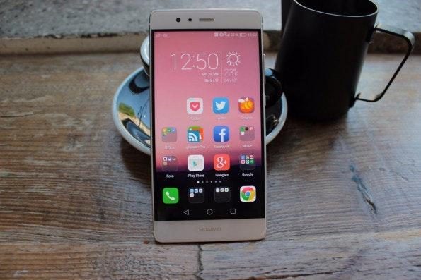 Das N-Update für das Huawei P9 sehen wir als gesetzt an. (Foto: t3n)