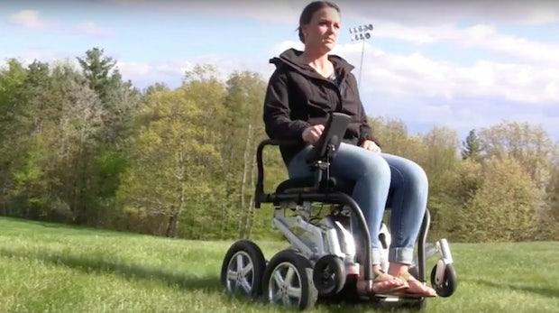 Comeback für iBot: Toyota unterstützt Rollstuhlprojekt des Segway-Erfinders