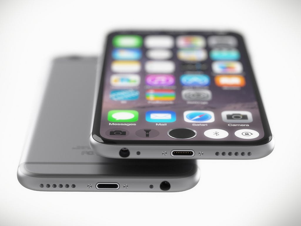 "iPhone 7 Konzept. (Bild: <a href=""http://www.martinhajek.com/iphone-7/"">Martin Hajek</a>)"