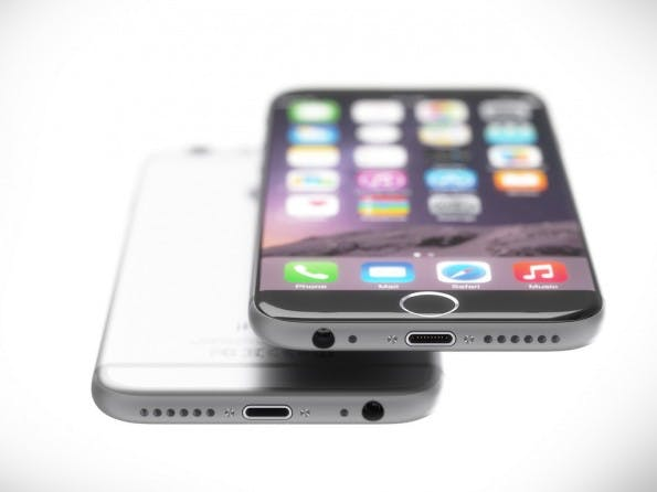 iPhone 7 Konzept. (Bild: Martin Hajek)
