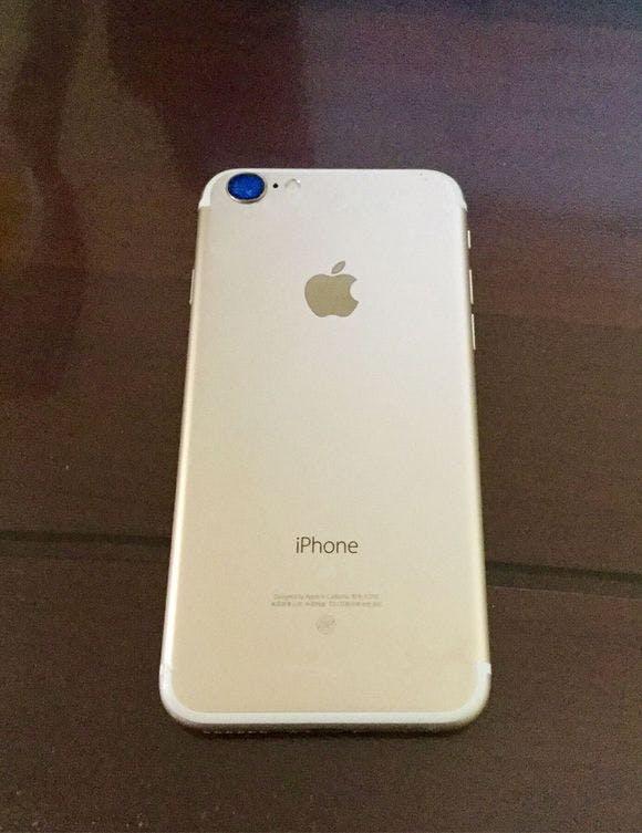 """Auf diesem Bild soll das iPhone 7 zu sehen sein. (Foto: <a href=""""https://www.techtastic.nl/iphone-7/"""">Techtastic</a>"""