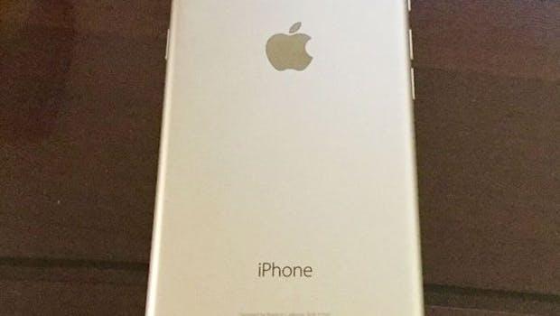 Auf diesem Bild soll das iPhone 7 zu sehen sein. (Foto: Techtastic