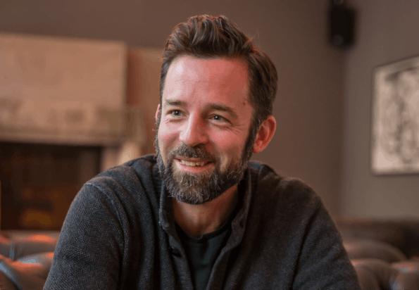 Pantaflix-Gründer Dan Maag hat mit t3n über sein Startup und die erste deutsche Serie für Amazon gesprochen. (Foto: Michael Hübner)