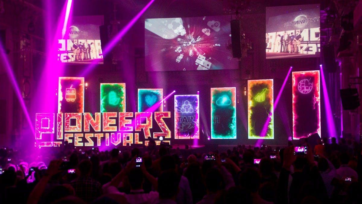 Pioneers Festival 2016: Zwischen Weltverbesserern und Goldgräbern