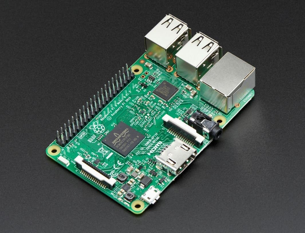 Raspberry Pi 3. (Pi Foundation)