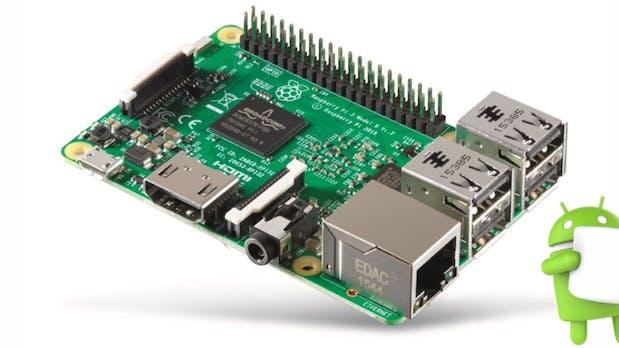 Raspberry Pi 3 im AOSP: Hinweise auf künftigen Android-Support entdeckt