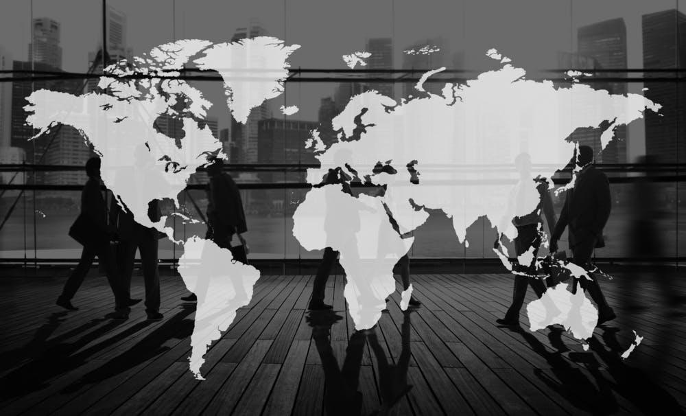 WhatsApp, Facebook-Messenger, WeChat: Die Weltkarte der populärsten Messenger