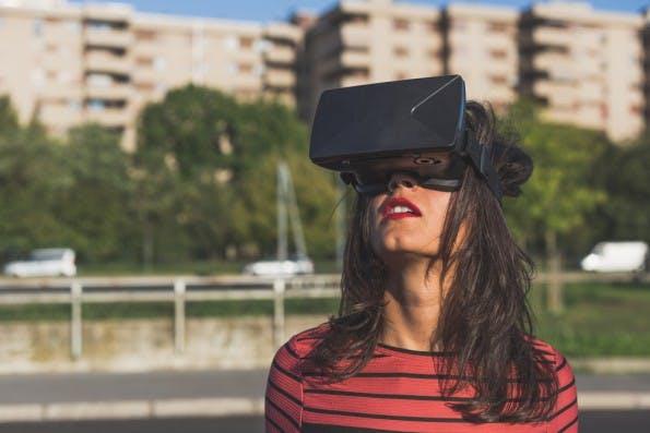 Snapchat dürfte erheblichen Einfluss auf Virtual Reality haben. (Foto: Shutterstock)