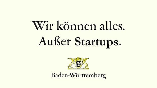 """Warum die neue Startup-Politik in Baden-Württemberg ein """"dramatischer strategischer Fehler"""" ist"""